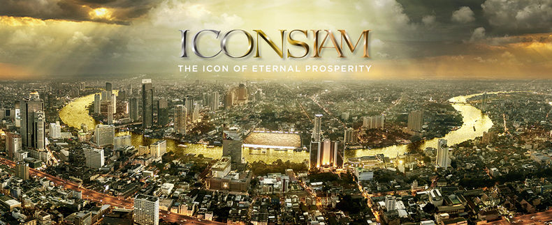 Icon Siam Shopping Mall (opening in 2017)