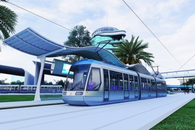 Phuket light-rail up open to public by 2023, assures official 39