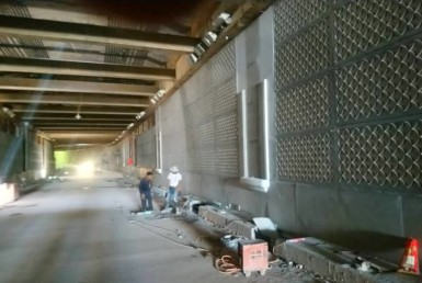 Chalong Underpass makes breakthrough 36