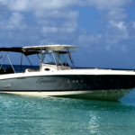 SPEED BOAT SCARAB 4