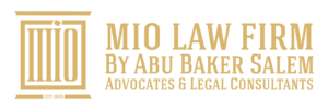 MIO Law Firm By Abu Baker Salem Advocates and Legal Consultants