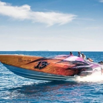 Speedboat Xperience 1