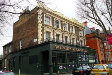 It's the end of an era for Maida Vale pub The Windsor Castle 30
