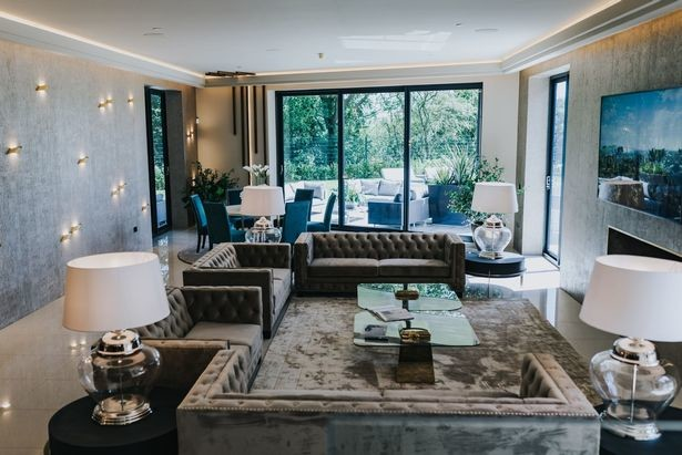 Inside one of UK's most expensive houses with panic room and walk-in wine cooler 5