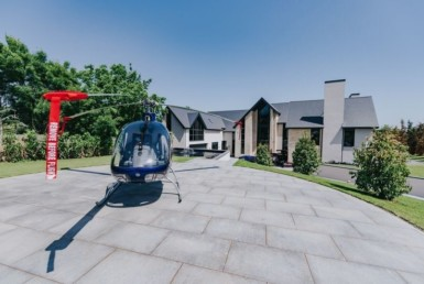 Inside one of UK's most expensive houses with panic room and walk-in wine cooler 26