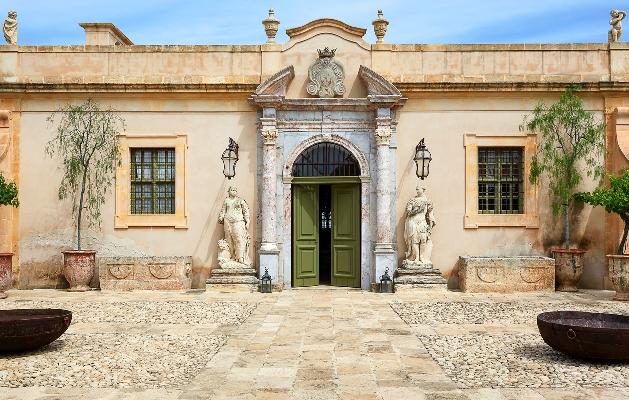 Step Inside Jacques Garcia's Monastery Turned Country House 8