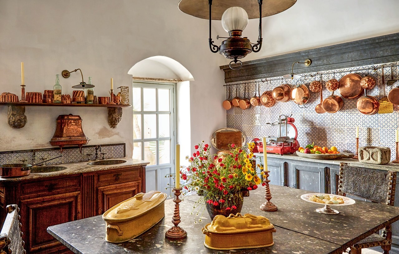 Step Inside Jacques Garcia's Monastery Turned Country House 10