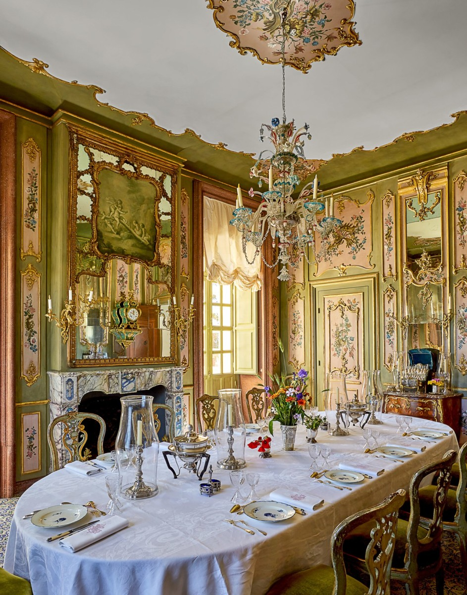 Step Inside Jacques Garcia's Monastery Turned Country House 12