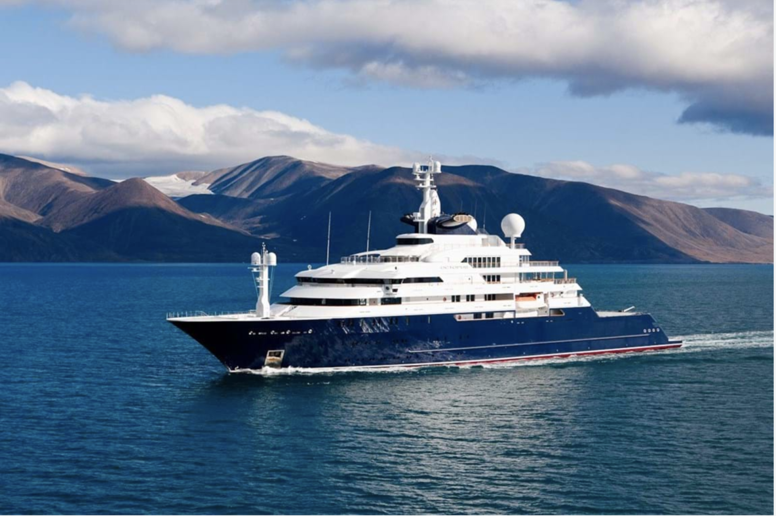 Late Microsoft co-founder Paul Allen's mega-yacht is for sale. Here's how much it costs 2