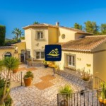 Classical style Villa for sale in Javea · TOSALET 4