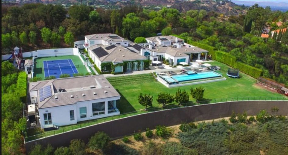 The 20 Most Expensive Celebrity Homes in the World 7