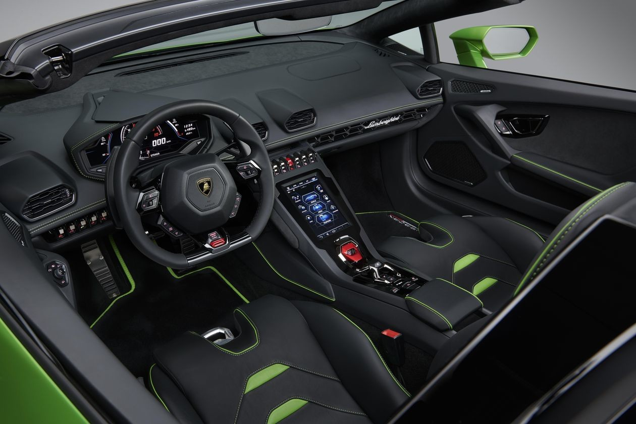 The Lamborghini 2020 Huracan Evo Spyder Packs A Lot of Punch in a Little Package 2