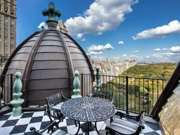 Tommy Hilfiger Sells Plaza Hotel Penthouse to Auto Tycoon for $31.25 Million 2