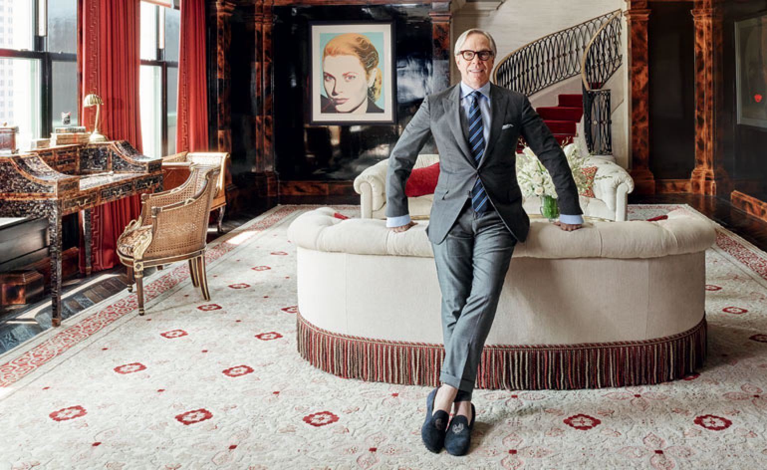 Tommy Hilfiger Sells Plaza Hotel Penthouse to Auto Tycoon for $31.25 Million