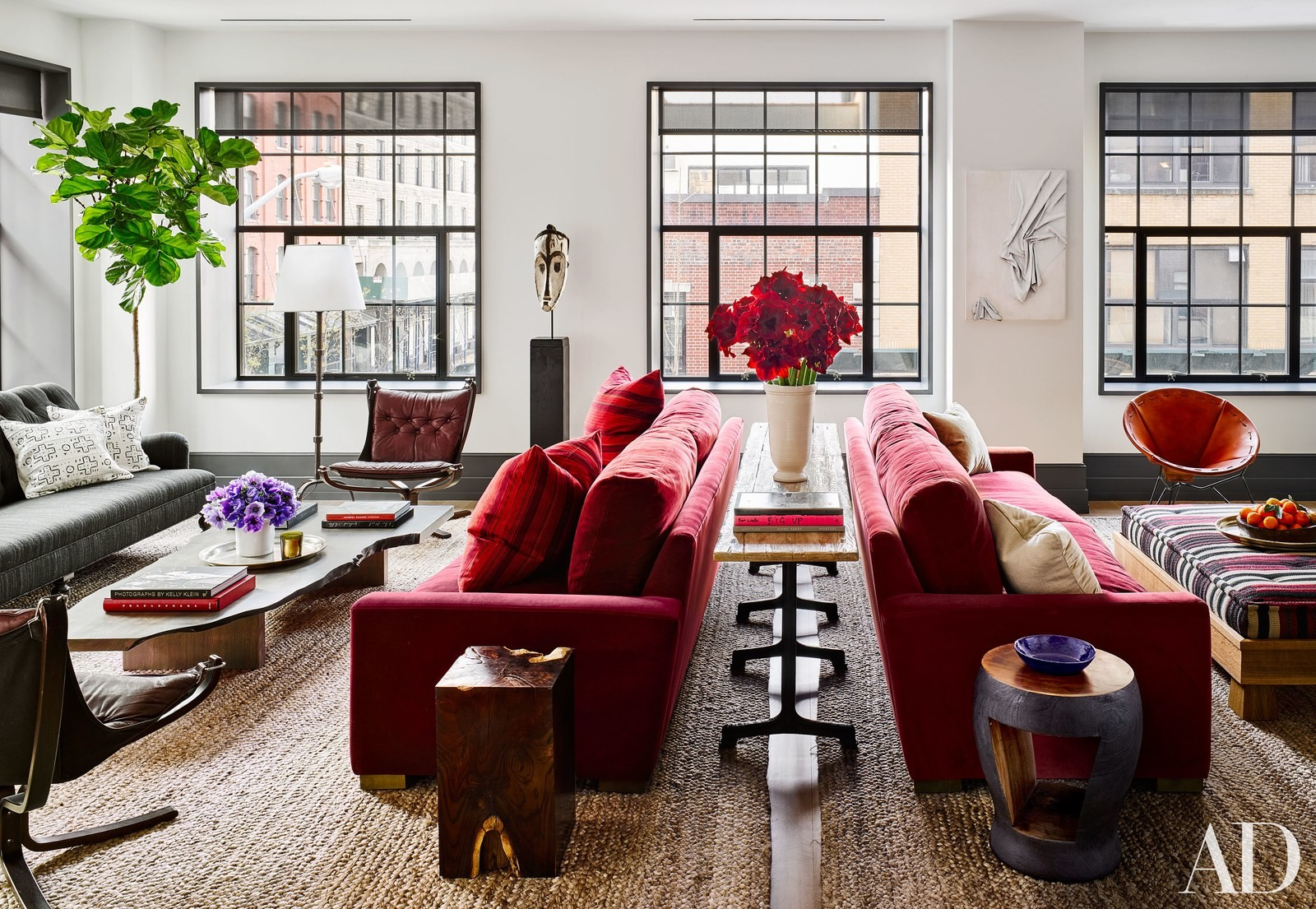 Naomi Watts and Liev Schreiber's Home in New York City 2
