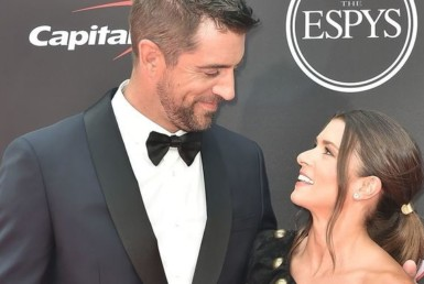 Packers QB Aaron Rodgers and Race Car Phenom Danica Patrick Zoom Into a Malibu Mansion 19