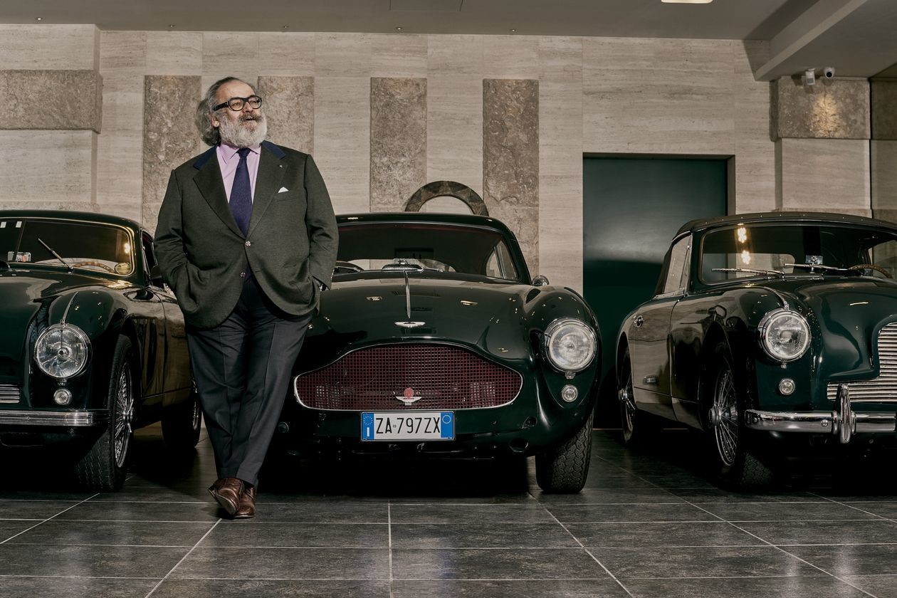Stefano Ricci at Home in Tuscany
