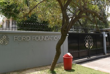 Ford Foundation Launches a New Program to Tackle Inequality 1