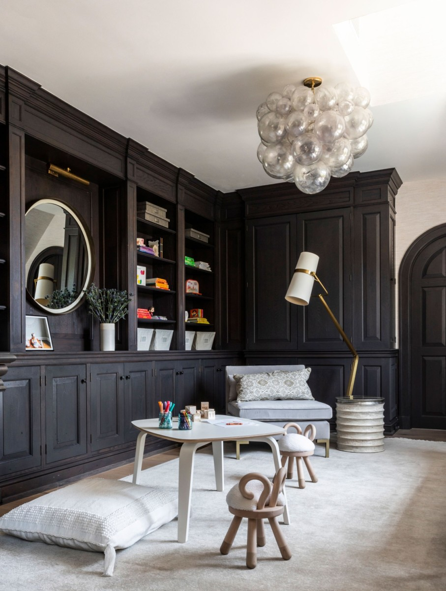 Tour T.J. and Lauren Oshie's Polished Virginia Manse 8